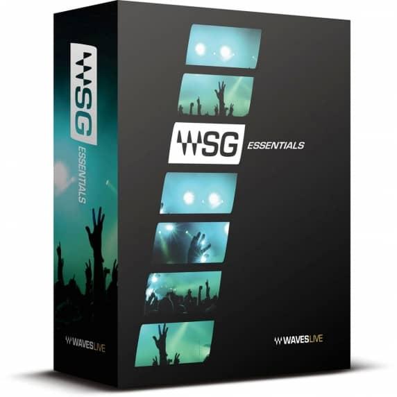Waves Essentials Plug-in Bundle (Serial Download)