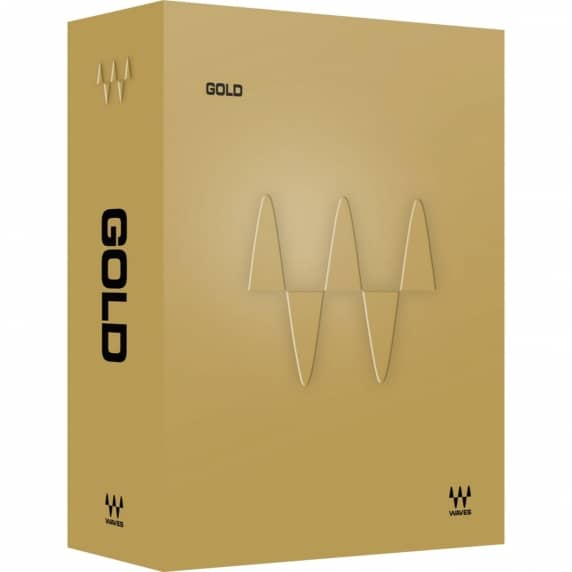 Waves Gold Plug-in Bundle (Serial Download)