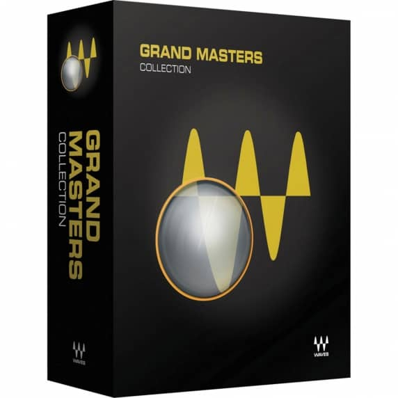 Waves Grand Masters Mastering Plug-in (Serial Download)
