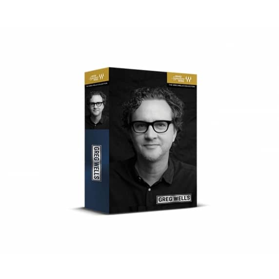 Waves Greg Well MixCentric Mastering Plug-in (Serial Download)