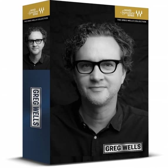 Waves Greg Wells VoiceCentric Plug-in (Serial Download)