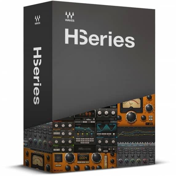 Waves H-Series Plug-in Bundle (Serial Download)