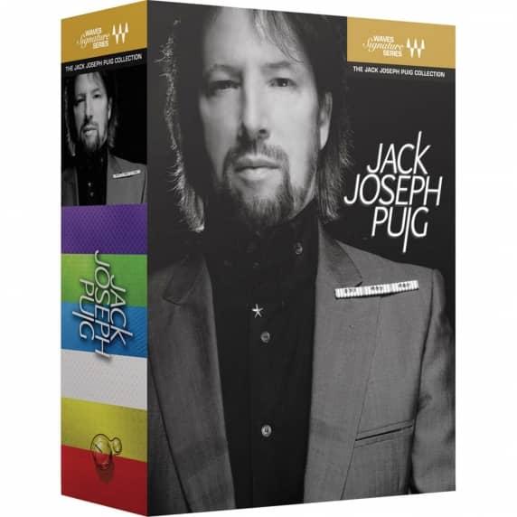 Waves Jack Joseph Puig Signature Series Plug-in (Serial Download)