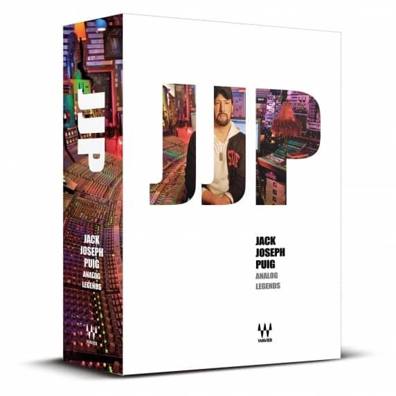 Waves JJP Analog Legends Collection Plug-in (Serial Download)