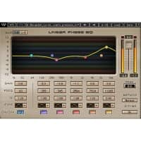 Waves Linear Phase EQ Plug-in (Serial Download)