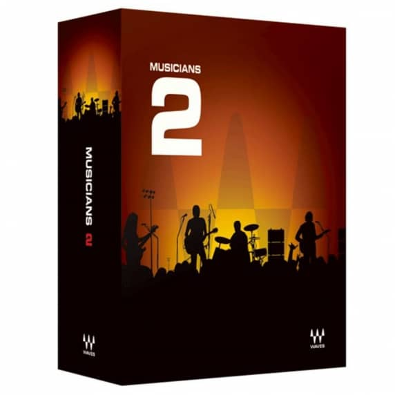 Waves Musicians 2 Plugin Bundle (Serial Download)