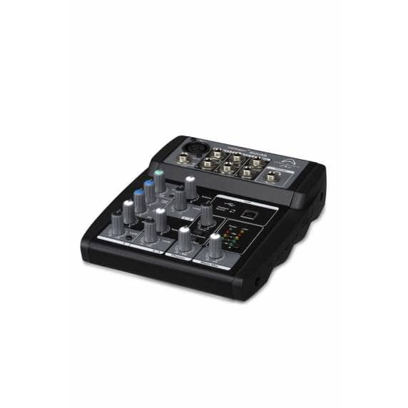 Wharfedale Connect 502USB Mixer & Audio Interface