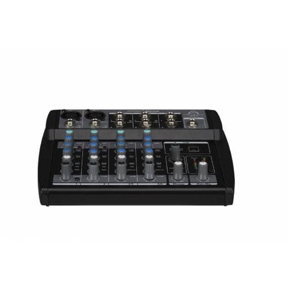 Wharfedale Connect 802USB Mixer and Audio Interface