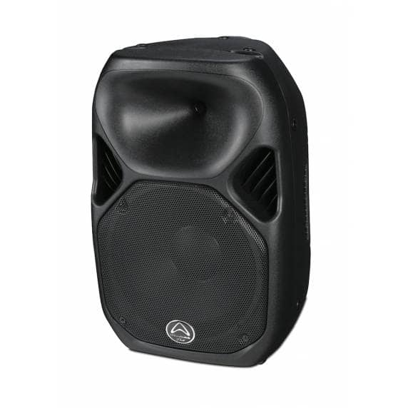 "Wharfedale Titan AX12 2-Way Active Speaker, 12""/300W (Black)"