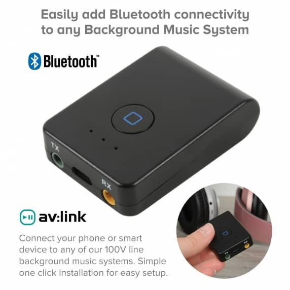 Wireless Bluetooth Audio Receiver Kit