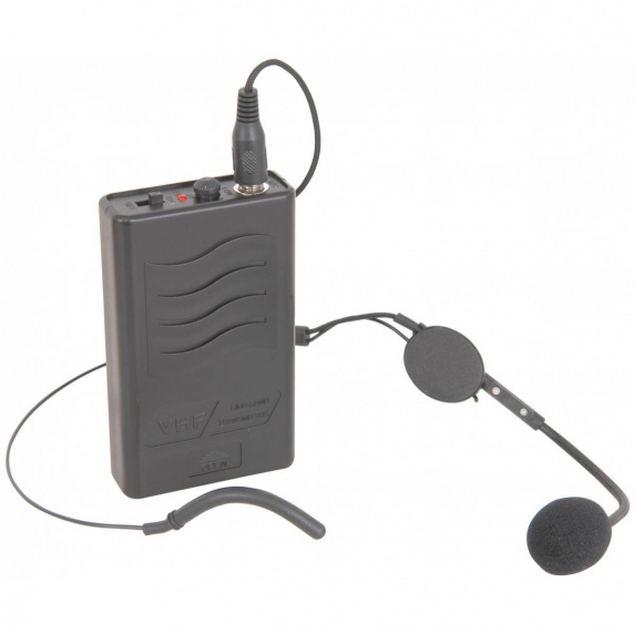 Wireless Headset Mic for QRPA PA Systems (175.0MHz)