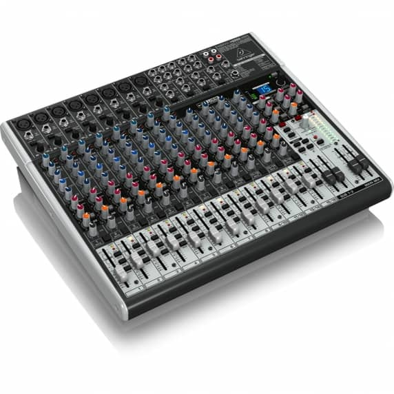 Xenyx X2222USB Small Format Mixer