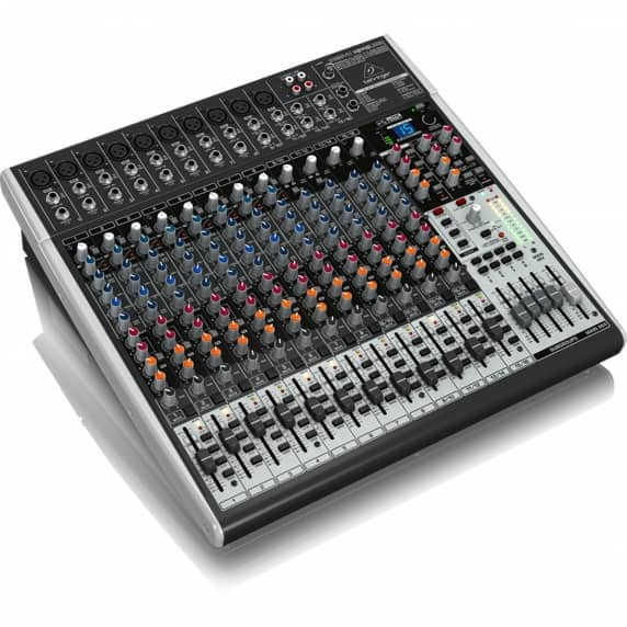 xenyx x2442usb 24 channel mixer with usb audio interface behringer from inta audio uk. Black Bedroom Furniture Sets. Home Design Ideas