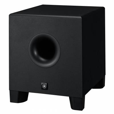 yamaha hs8s 8 active studio subwoofer 150 w. Black Bedroom Furniture Sets. Home Design Ideas