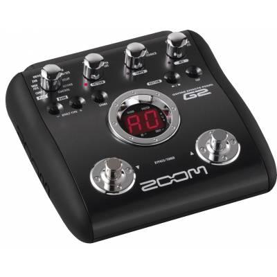 zoom g2 guitar effects pedal. Black Bedroom Furniture Sets. Home Design Ideas
