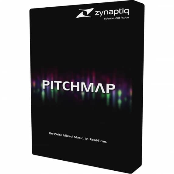 Zynaptiq Pitchmap Plug-In Effect (Serial Download)